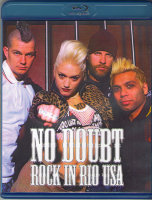 No Doubt Rock In Rio USA (Blu-ray)