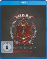 UDO Navy Metal Night (Blu-ray)