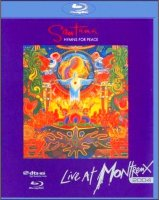 Santana Hymns For Peace Live At Montreux 2004 (Blu-ray)