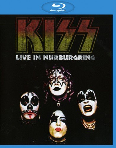 Kiss Live At Rock Am Ring Nurburgring (Blu-ray)