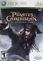 Pirates of the Caribbean 3  At Worlds End (Xbox 360)