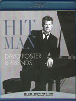 Hit Man David Foster And Friends (Blu-ray)
