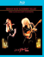 Brian May and Kerry Ellis The Candlelight Concerts Live at Montreux (Blu-ray)