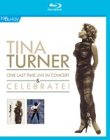 Tina Turner One Last Time Live in Concert and Celebrate (Blu-ray)