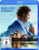Simply Red Farewell Live In Concert At The Sydney Opera House (Blu-ray)