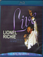 Lionel Richie Live His Greatest Hits and More (Blu-ray)