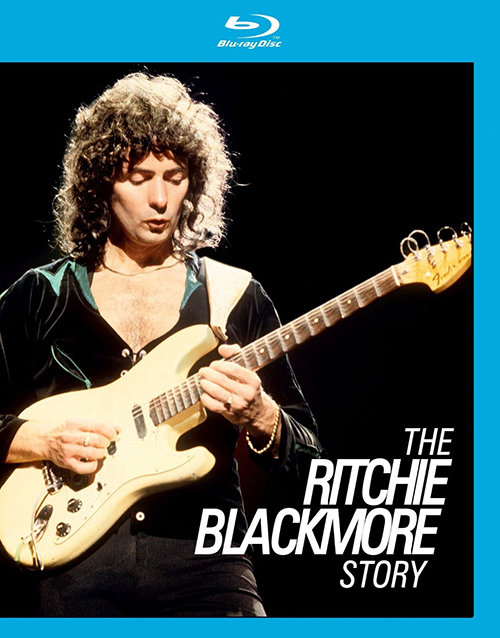Ritchie Blackmore The Ritchie Blackmore Story (Blu-ray)