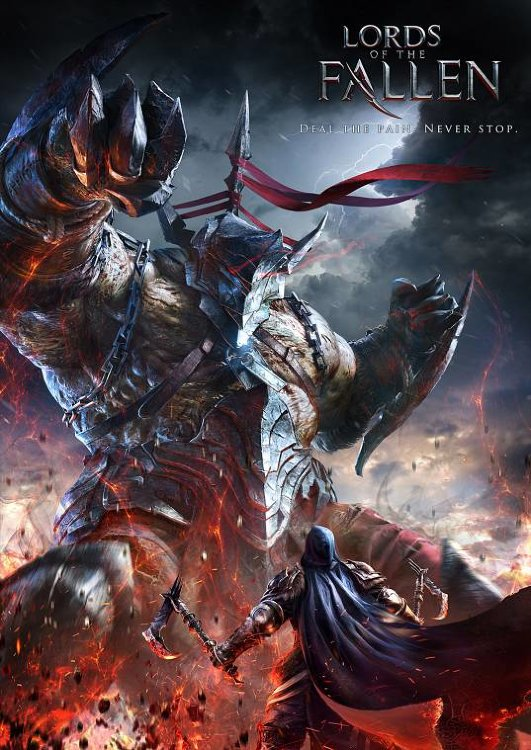 Lords of The Fallen Limited Edition (2 DVD+CD) (DVD-BOX)