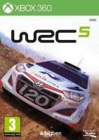 WRC 5 FIA World Rally Championship (Xbox 360)