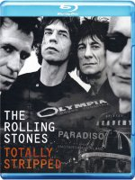The Rolling Stones Totally Stripped (4 Blu-ray)