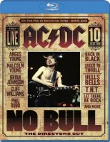 AC DC No Bull (Director's Cut) (Blu-ray)