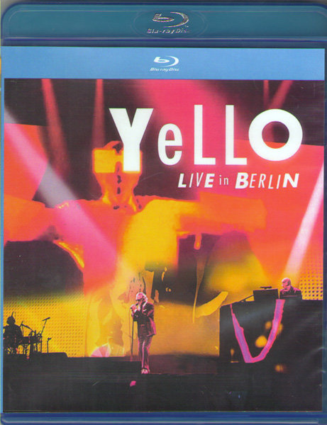 Yello Live in Berlin (Blu-ray)