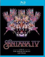 Santana IV Live at The House of Blues Las Vegas (Blu-ray)