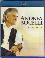 Andrea Bocelli Cinema (Blu-ray)