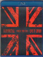 Babymetal World Tour Live in London (Blu-ray)