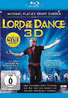 Michael Flatley Returns as Lord of the Dance 3D (Blu-ray 50GB)