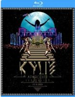 Kylie Minogue Aphrodite Les Folies Live in London 3D (Blu-ray 50GB)