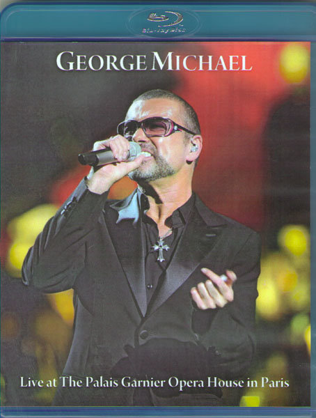 George Michael Live at The Palais Garnier Opera House in Paris (Blu-ray)