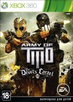 Army of Two The Devils Cartel (Xbox 360)