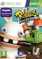 Raving Rabbids Alive Kicking (Xbox 360 Kinect)