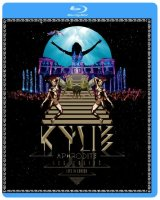 Kylie Minogue Aphrodite Les Folies Live in London (Blu-ray)