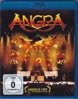 Angra Angels Cry 20th Anniversary Tour (Blu-ray)