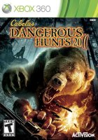 Cabelas Dangerous Hunts 2011 (Xbox 360)