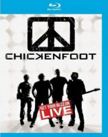 Chickenfoot Get Your Buzz On Live (Blu-ray)