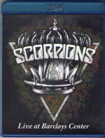 Scorpions Barclays Center (Blu-ray)