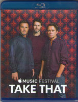 Take That Apple Music Festival London (Blu-ray)