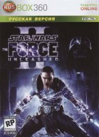 Star Wars The Force Unleashed 2 (Xbox 360)