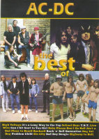AC DС The best of (Plug Me In / Brian Johnson era / Between the cracks / Rough and tough)