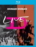 Duran Duran A Diamond In the Mind (Blu-ray)