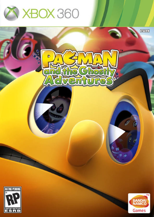 Pac Man and the Ghostly Adventures (Xbox 360)