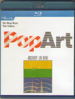 Pet Shop Boys (Pop Art / Discovery Live in Rio) (Blu-ray)