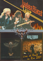 Judas priest (Live / Angel of retribution / Live at rock in rio 2001) Подарочный