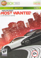 Need for Speed Most Wanted a Criterion Game (Xbox 360)